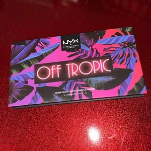 NYX Makeup - NYX Off Tropic Shadow Palette